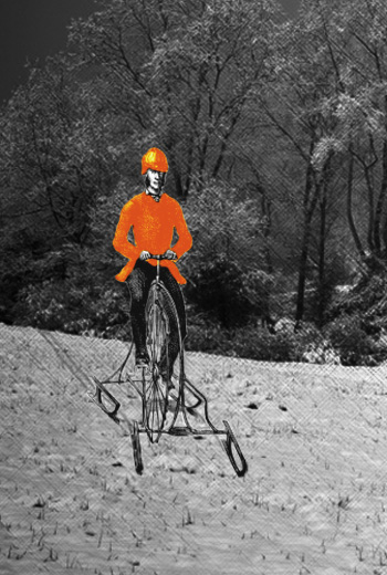 Winter skills courses on mountain bike and road